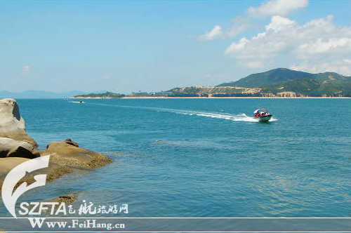 惠州三角洲岛,惠东巽寮湾三角洲岛旅游攻略