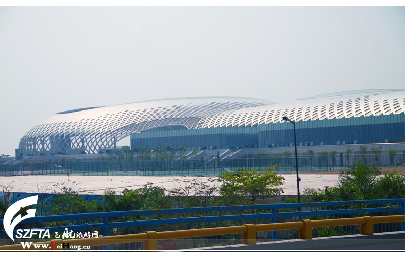 深圳湾体育中心