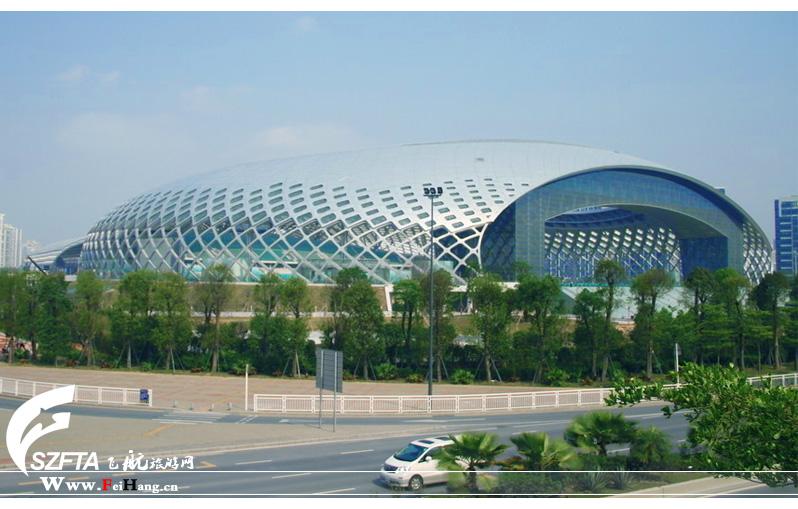 深圳湾春茧体育中心