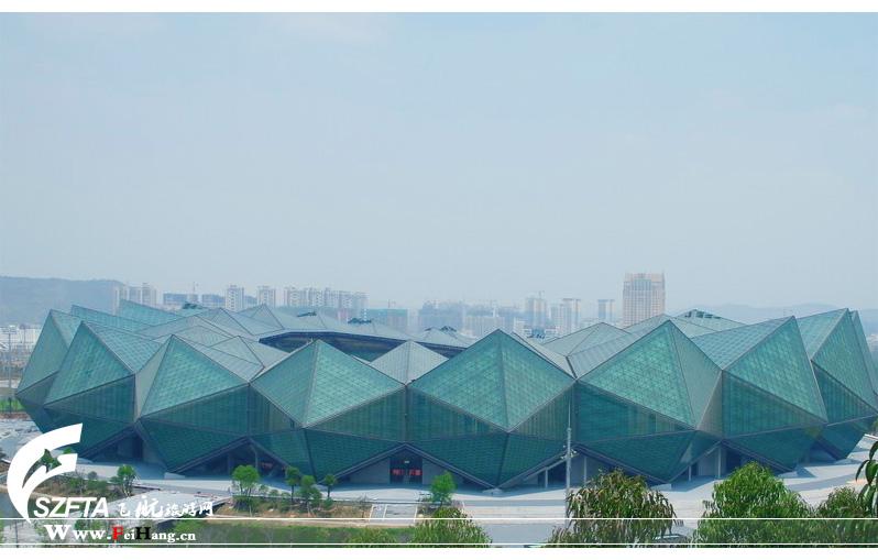 深圳大运中心