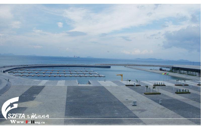 深圳海上运动基地