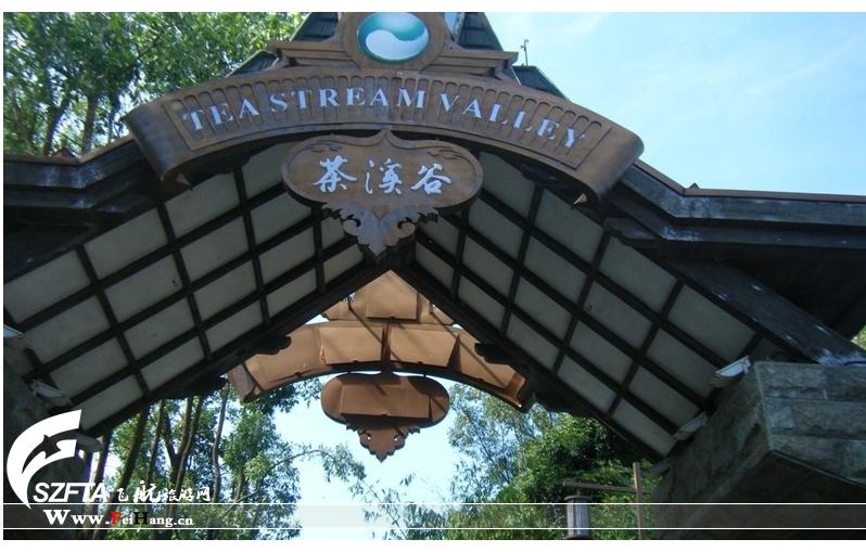 华桥城茶溪谷