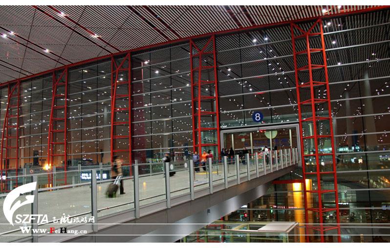 北京首都机场T3航站楼