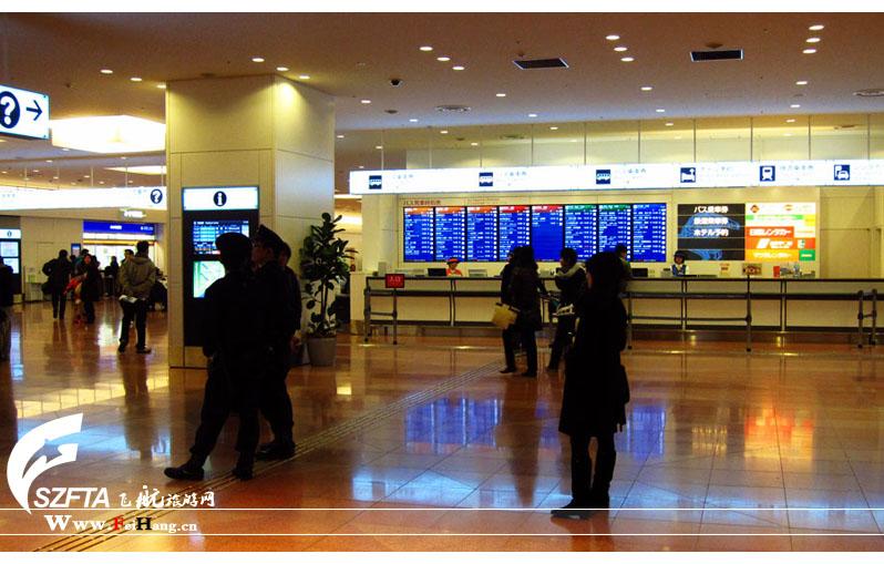 日本东京羽田机场