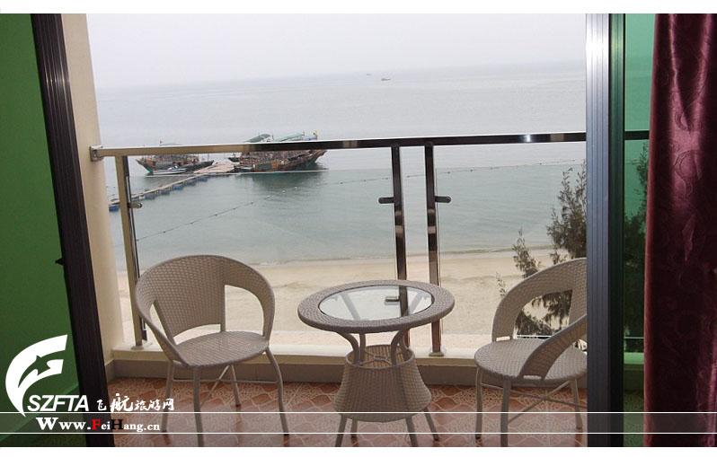 巽寮湾金色沙滩酒店