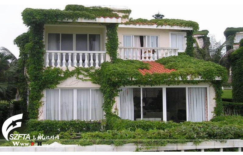 巽寮湾三角洲岛酒店别墅