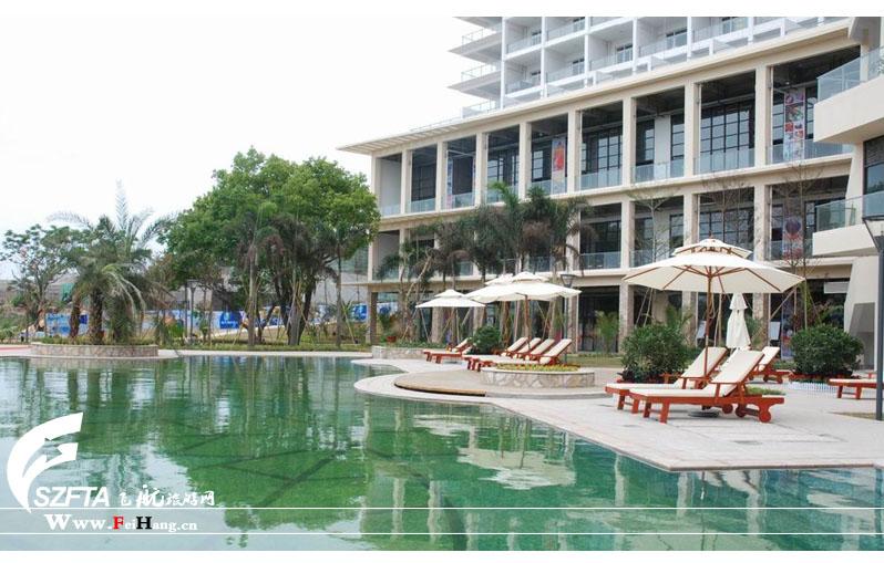 巽寮湾凤池岛酒店